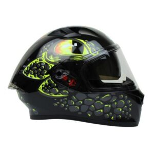 CASCO RODA COURSE AMARILLO FURY M