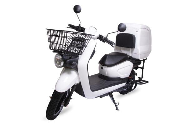 Motocicleta eléctrica para entregas MotoElectrics